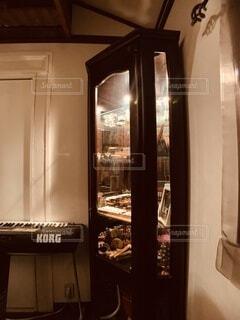 我が家の音楽室の写真・画像素材[3900457]