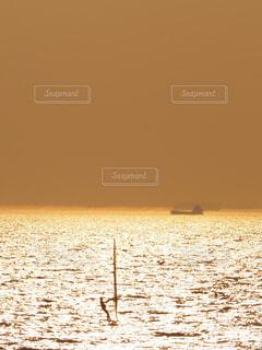 黄色の世界の写真・画像素材[4300132]