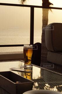 レストランのテラス席の写真・画像素材[4331277]