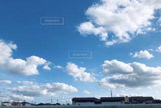 雲。の写真・画像素材[3784353]