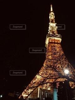 東京タワー。の写真・画像素材[4068764]