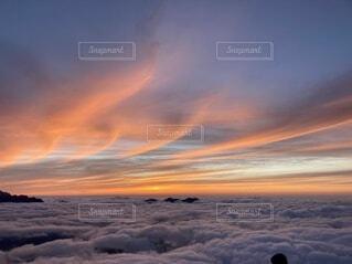 空の雲の群の写真・画像素材[3778937]