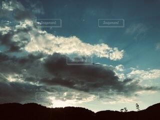 空の雲の群の写真・画像素材[3778946]