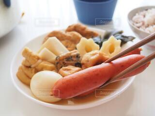 食べ物,冬,食事,屋内,皿,おいしい,Snapmart,夕食,ソーセージ,おでん,夕飯,PR,ジョンソンヴィル,冬の食事