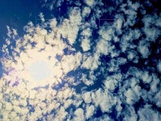 雲群の写真・画像素材[4155799]