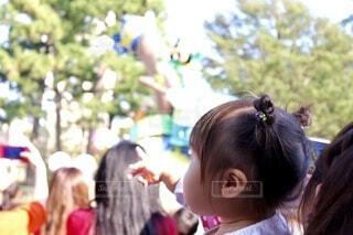 ディズニーパレードの写真・画像素材[3857122]