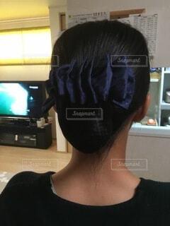 髪型の写真・画像素材[3804497]
