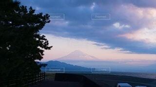 富士山の写真・画像素材[3822180]