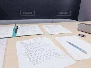 勉強は努力の塊の写真・画像素材[3811833]