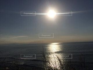 静かの海の写真・画像素材[3810528]