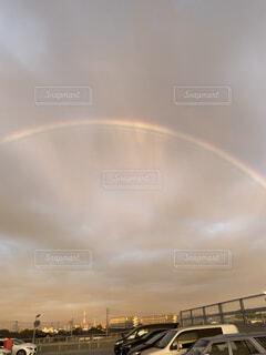 虹の写真・画像素材[3813033]