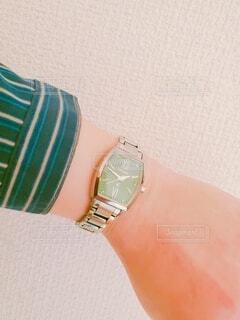 お気に入りの腕時計⌚の写真・画像素材[3835899]