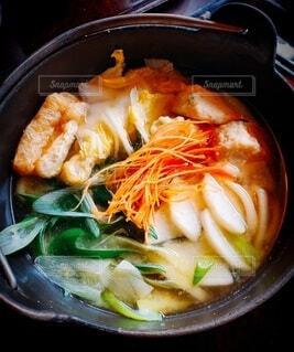 寒い日には食べたくなる…の写真・画像素材[3845858]