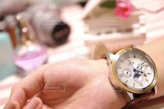 腕時計の写真・画像素材[3824793]