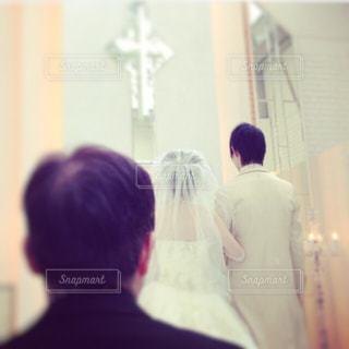 結婚式の写真・画像素材[160761]