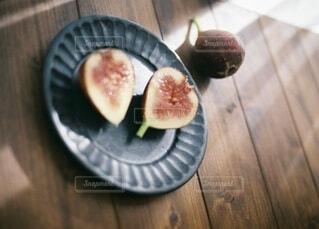 フルーツをデザートにの写真・画像素材[3874821]