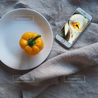 ビタミンカラーが綺麗なパプリカの写真・画像素材[4333906]