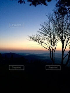 日の出 初日の出の写真・画像素材[4048807]