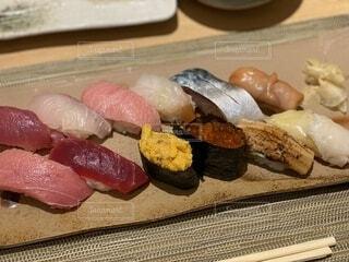 特上寿司!の写真・画像素材[3941715]