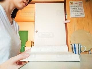 読書の秋の写真・画像素材[3900156]