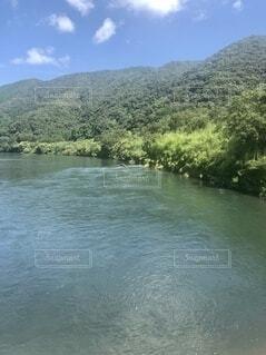 四万十川の写真・画像素材[3869087]