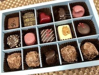 チョコレートの写真・画像素材[3869130]