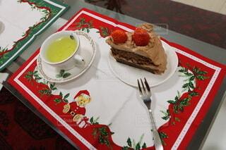 手作りケーキ♪の写真・画像素材[4015212]