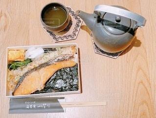 和朝食弁当の写真・画像素材[3929006]