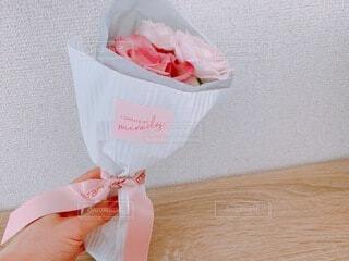 小さな花束の写真・画像素材[3929016]
