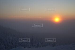 フィンランドの朝焼けの写真・画像素材[3846290]