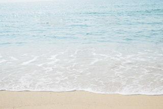 きらめく砂浜の写真・画像素材[3849004]