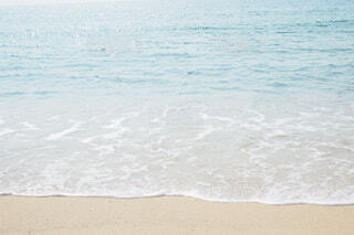 砂浜の写真・画像素材[3852462]