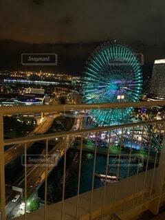 横浜夜景の写真・画像素材[4070825]