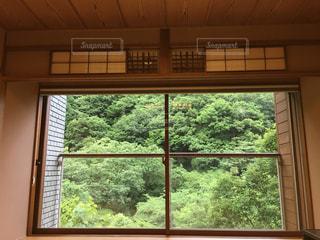 窓からの眺めの写真・画像素材[1158530]