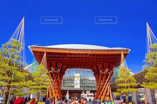 金沢駅の写真・画像素材[1196119]