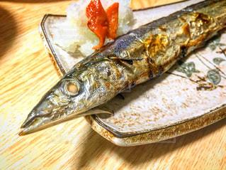食べ物,秋,食事,食卓,魚,焼き魚,さんま,秋刀魚,食欲,秋の味覚