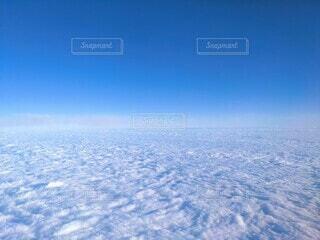 海雲の上は快晴なりの写真・画像素材[3905531]