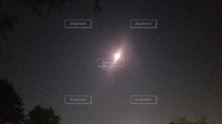 夜空の写真・画像素材[3924708]