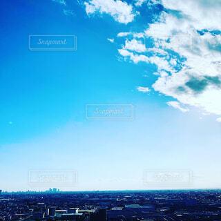 風景,空,屋外,雲