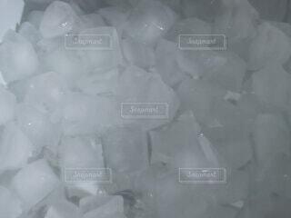 氷の宝庫の写真・画像素材[3972185]