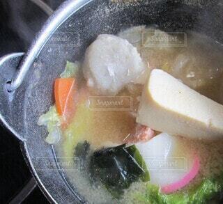北海道鍋の写真・画像素材[3997866]