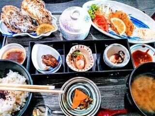 牡蠣料理の写真・画像素材[3902681]