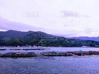 養殖場の写真・画像素材[3903826]