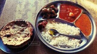 印度カレーの写真・画像素材[3924005]
