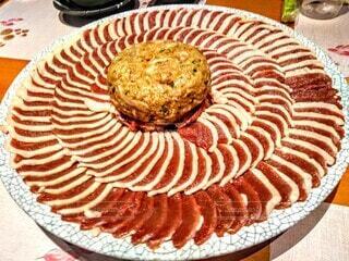 美味しいお肉たちの写真・画像素材[3927156]