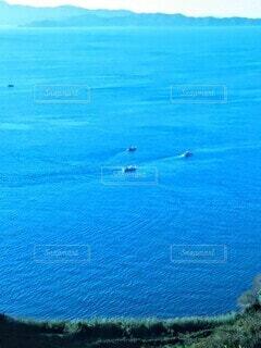 青い海の写真・画像素材[3944393]