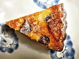 レーズンケーキの写真・画像素材[3981866]