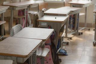 教室の風景の写真・画像素材[3947654]