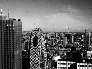 大都市の写真・画像素材[3896865]