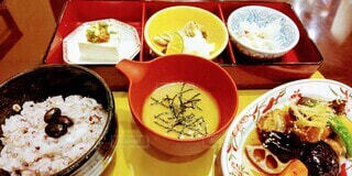 自然食レストランの写真・画像素材[3937571]